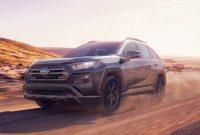 2020 Toyota RAV4 TRD Off Road Release Date