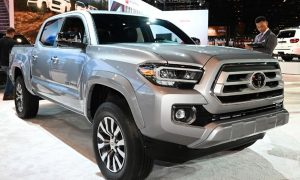2020 Toyota Tacoma TRD Pro Review and Price