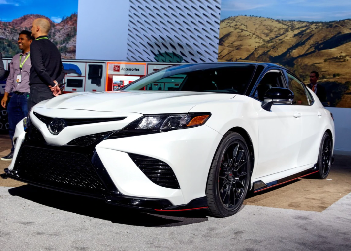 2020 Toyota Camry TRD Pro Price and Specifications Review