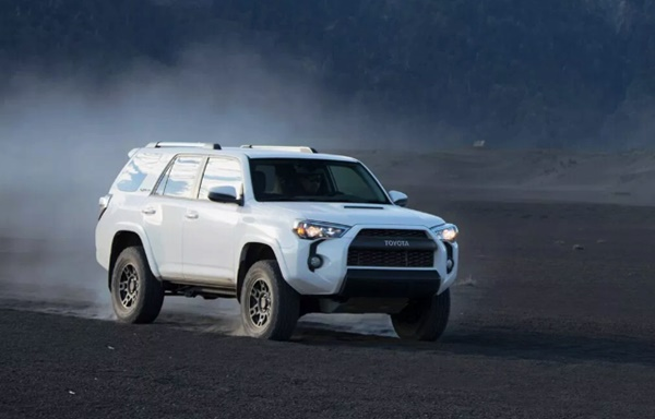 2020 Toyota 4Runner Limited Redesign