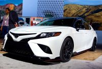 2020 Toyota Camry TRD AWD Review