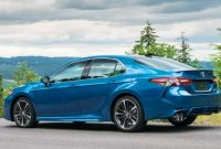 2020 Toyota Camry XLE V6 Review