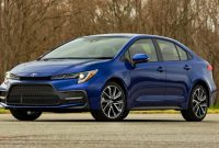 2020 Toyota Corolla Release Date Canada