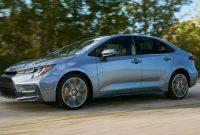 2020 Toyota Corolla XSE Specs Review