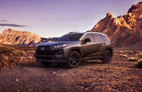 2020 Toyota RAV4 TRD Pro Canada Release Date