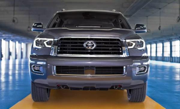 2020 Toyota Sequoia TRD Sport Redesign