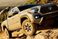 2020 Toyota Tacoma Redesign Canada