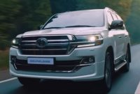 2020 Toyota Land Cruiser Heritage Edition Redesign