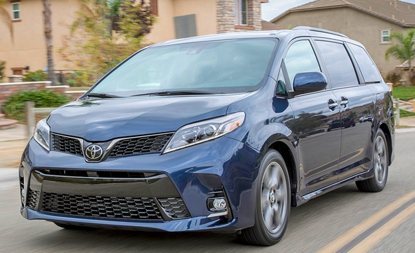 2021 toyota sienna release date | toyota cars models