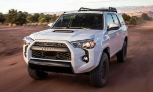 2020 Toyota 4Runner TRD Pro Review Canada