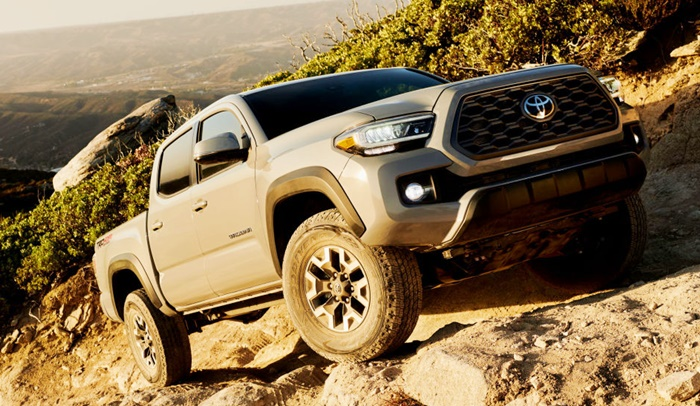 2020 Toyota Tacoma TRD Pro V6 Release Date