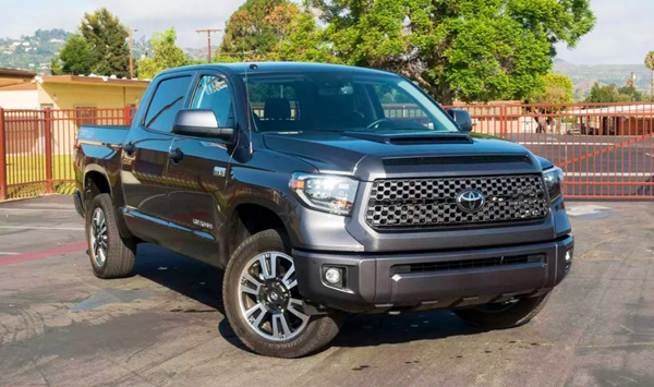 2020 Toyota Tundra TRD Pro Price Release Date