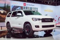 2021 Toyota Sequoia TRD Pro Review United States