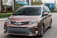 2021 Toyota Sienna Configurations