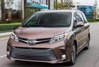 2021 Toyota Sienna Configurations