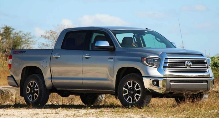 2021 Toyota Tundra 1794 Edition Review