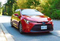 2020 Toyota Corolla Hybrid Hatchback Canada