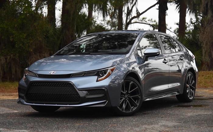 2020 Toyota Corolla Hybrid Hatchback