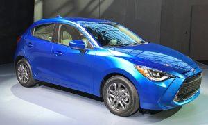 2020 Toyota Yaris Hatchback Specs