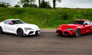 2021 Toyota Supra Review