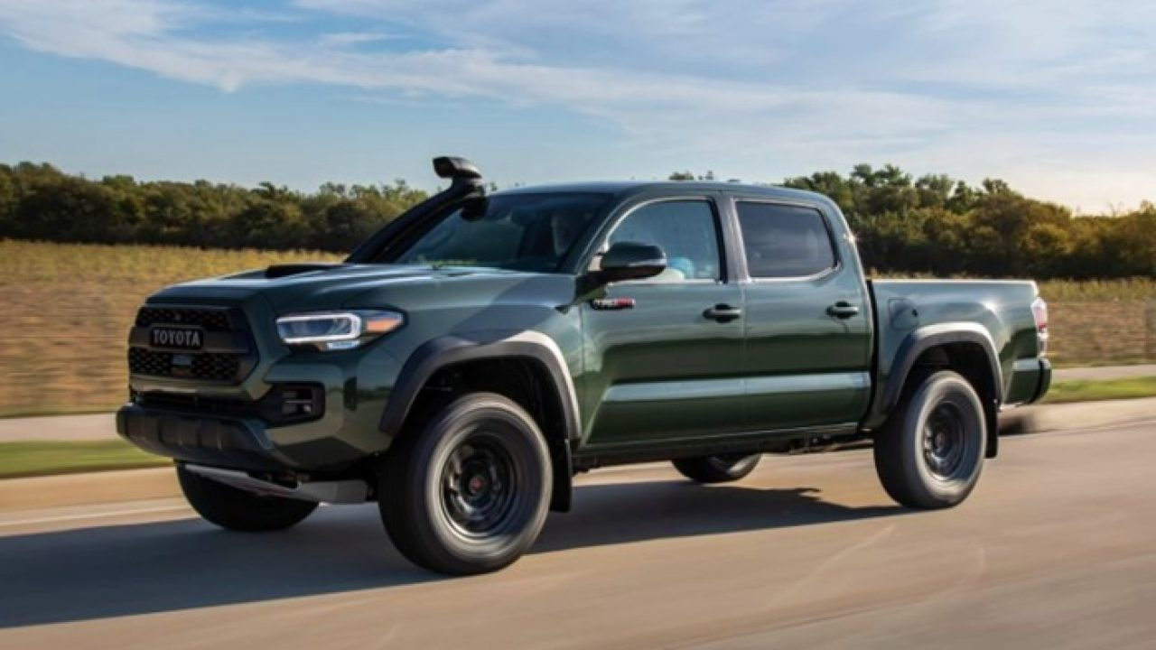 2021 Toyota Tacoma Diesel Release Date and Concept