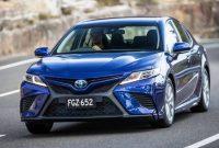 2020 Toyota Camry Hybrid Review Australia