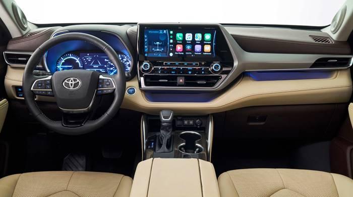 toyota highlander 2020 ,2020 highlander hybrid ,2020 highlander hybrid mpg