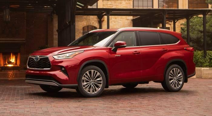 2020 Toyota Highlander Hybrid AWD Review