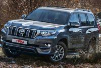 2020 Toyota Land Cruiser Prado 2.8 Diesel 4WD