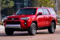 2021 Toyota 4Runner Limited Redesign California