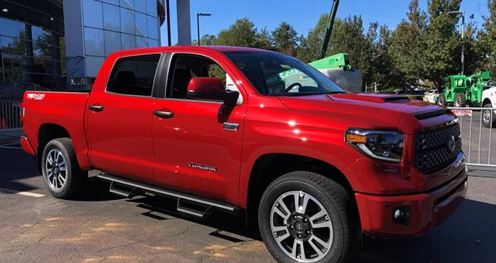 2021 Toyota Tundra Hybrid News
