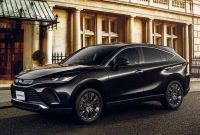 2021 toyota harrier usa