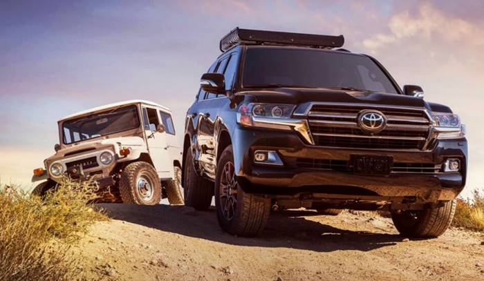 2021 Toyota Land Cruiser 300 Series
