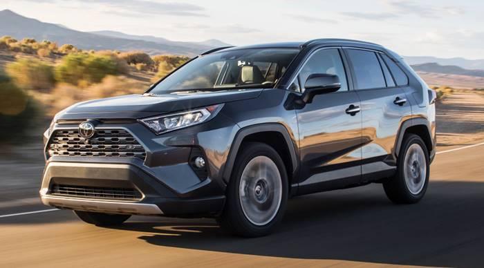2022 Toyota 4Runner Hybrid Canada