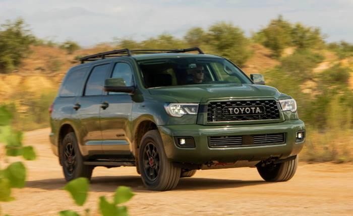 2022 Toyota Sequoia Platinum
