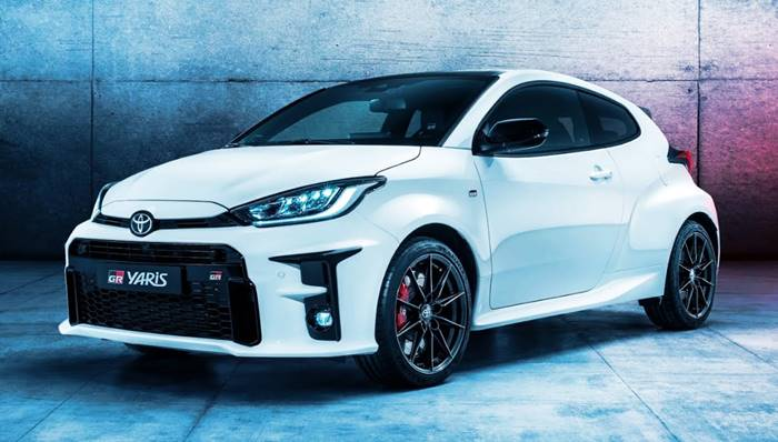 2022 toyota yaris gr review