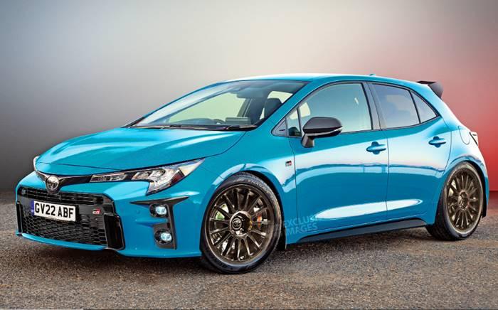 2022 Toyota Corolla GR Hatchback