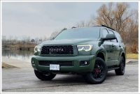 2022 Toyota Sequoia Platinum Redesign