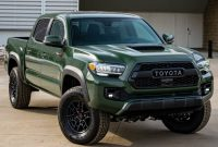 2022 Toyota Tacoma TRD Pro Canada
