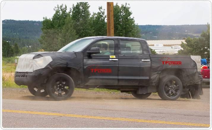 2022 Toyota Tundra Release Date Canada