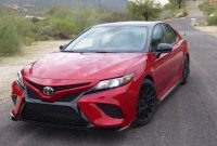 2022 Toyota Camry TRD Canada