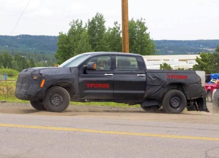2022 Toyota Tundra Diesel Redesign