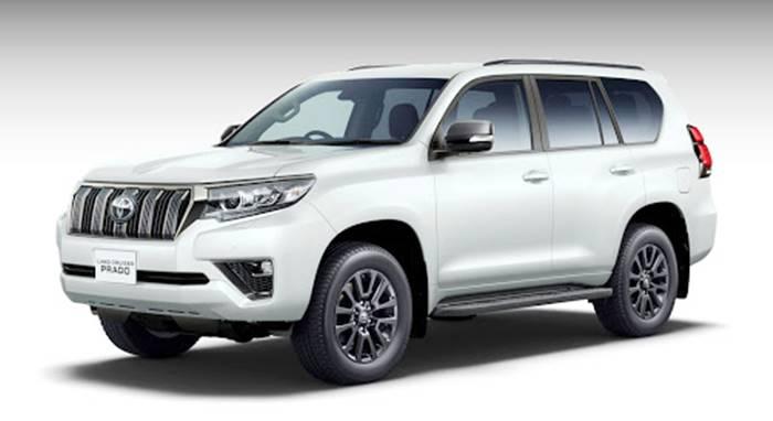 2022 Toyota Land Cruiser Prado Philippines