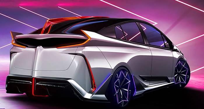 2022 Toyota Prius Prime Redesign