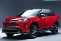 2022 Toyota RAV4 Plug in Hybrid