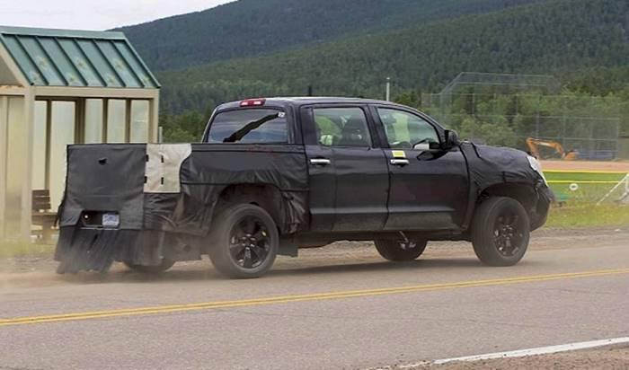 2022 Toyota Tundra Pickup Truck