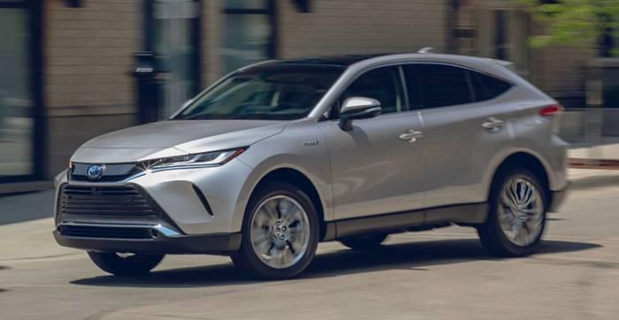 2022 Toyota Venza Canada