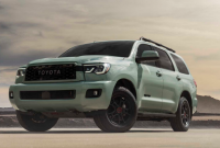 2022 toyota sequoia trd pro los angeles