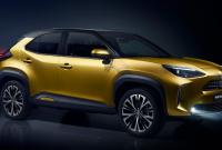 2021 Toyota Yaris Cross Canada
