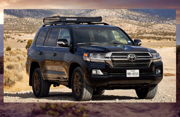 2022 toyota land cruiser heritage edition canada